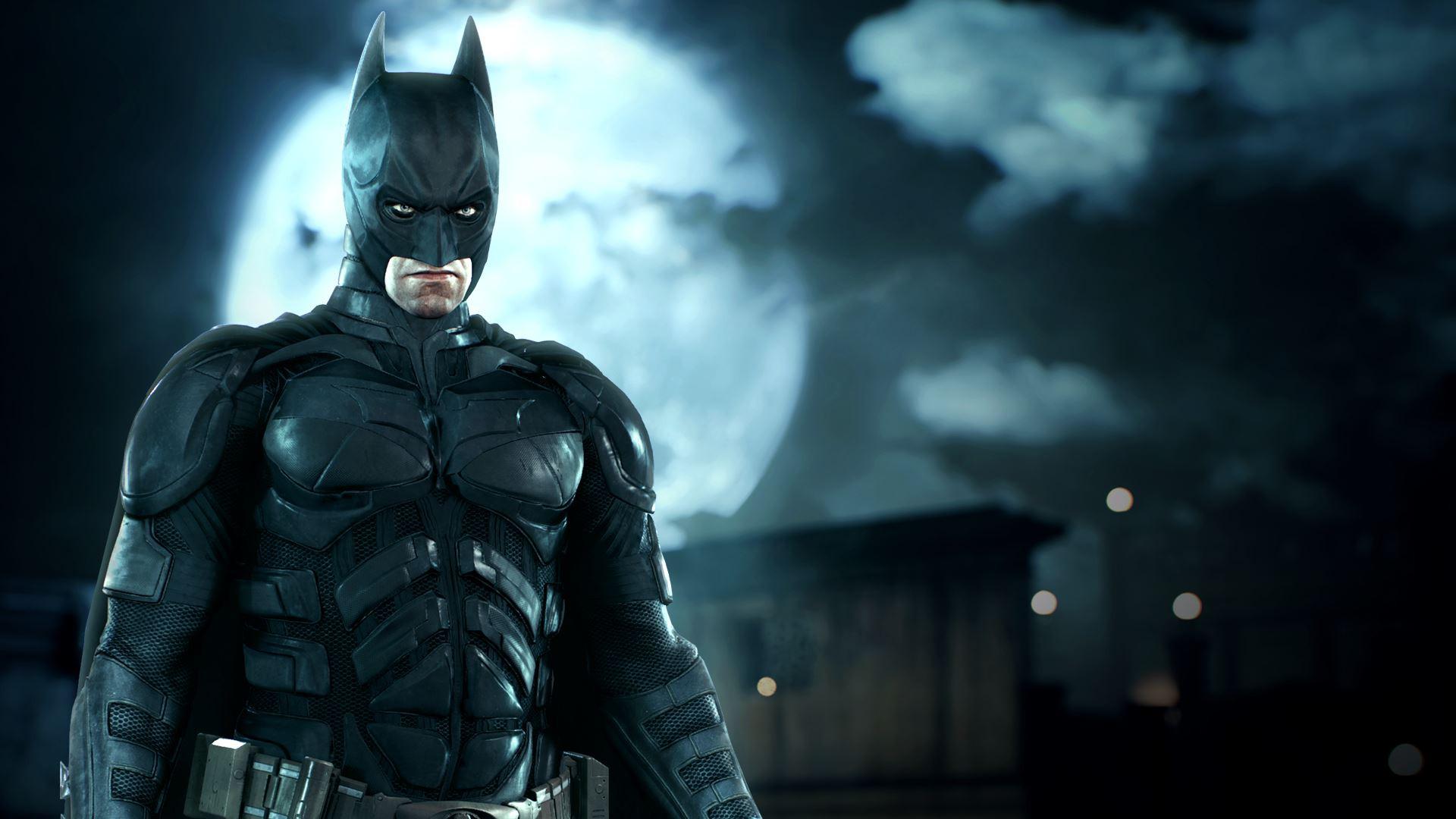 Batman серия игр