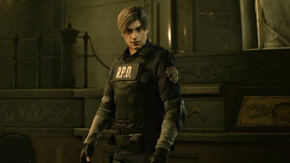 Resident Evil 2 Remake купить